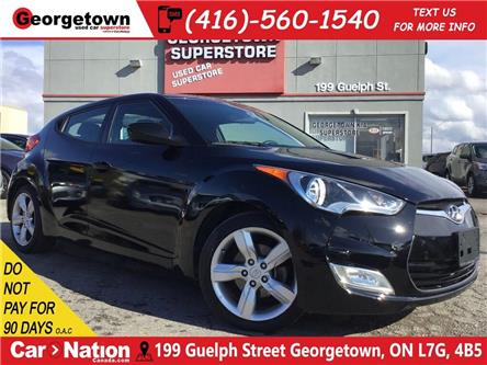 2013 Hyundai Veloster BACK UP CAM | HEATED SEATS | BLUETOOTH | (Stk: P12577) in Georgetown - Image 1 of 25