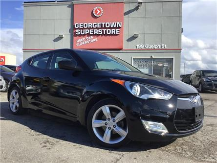 2013 Hyundai Veloster BACK UP CAM | HEATED SEATS | BLUETOOTH | (Stk: P12577) in Georgetown - Image 2 of 25