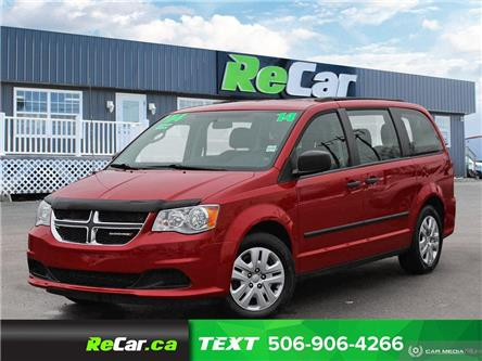2014 Dodge Grand Caravan  (Stk: 190809B) in Fredericton - Image 1 of 24