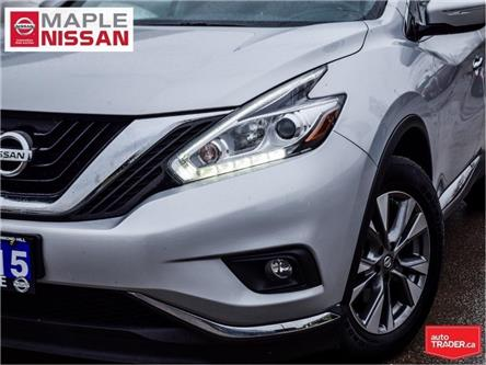 2015 Nissan Murano SV|AWD|Navi|Sunroof|Heated Seats|Backup Camera (Stk: LM436) in Maple - Image 2 of 26