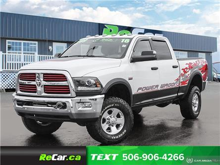 2016 RAM 2500 Power Wagon (Stk: 191331A) in Saint John - Image 1 of 26