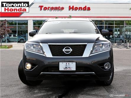 2014 Nissan Pathfinder SV (Stk: 39743) in Toronto - Image 2 of 27