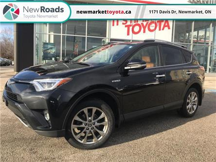2016 Toyota RAV4 Hybrid Limited (Stk: 348731) in Newmarket - Image 1 of 24