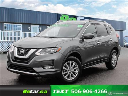 2018 Nissan Rogue SV (Stk: 191181A) in Saint John - Image 1 of 22
