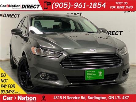 2016 Ford Fusion SE (Stk: CN6050) in Burlington - Image 1 of 38