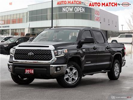 2018 Toyota Tundra SR5 Plus 5.7L V8 (Stk: U4540) in Barrie - Image 1 of 26