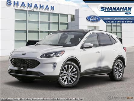 2020 Ford Escape Titanium (Stk: 26888) in Newmarket - Image 1 of 22