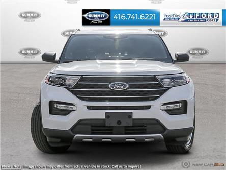 2020 Ford Explorer XLT (Stk: 20T7343) in Toronto - Image 2 of 22