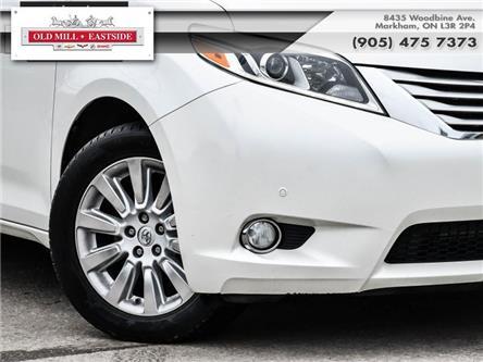 2016 Toyota Sienna XLE 7 Passenger (Stk: 132473B) in Markham - Image 2 of 30