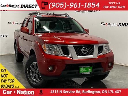 2017 Nissan Frontier  (Stk: K1274A) in Burlington - Image 1 of 40