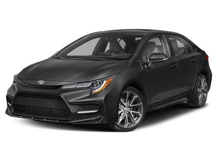 2020 Toyota Corolla SE (Stk: 20101) in Brandon - Image 1 of 8