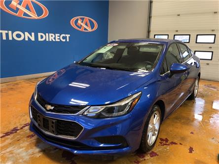2017 Chevrolet Cruze LT Auto (Stk: 17-602914) in Moncton - Image 1 of 17