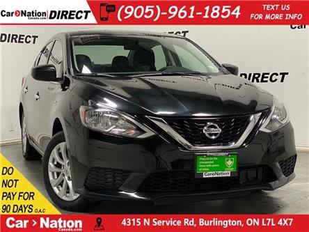 2018 Nissan Sentra  (Stk: DRD2954) in Burlington - Image 1 of 37