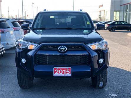 2015 Toyota 4Runner SR5 V6 (Stk: W4896A) in Cobourg - Image 2 of 22
