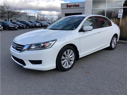 2015 Honda Accord LX (Stk: G1838) in Cobourg - Image 1 of 24