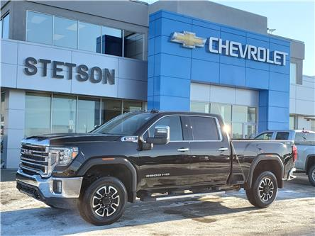 2020 GMC Sierra 3500HD SLT (Stk: 20-045) in Drayton Valley - Image 1 of 7