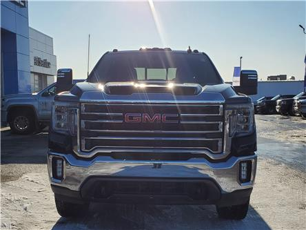 2020 GMC Sierra 3500HD SLT (Stk: 20-045) in Drayton Valley - Image 2 of 7