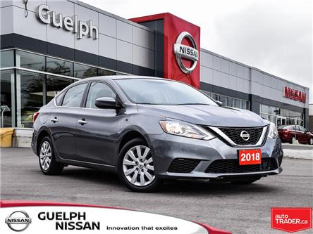 2018 Nissan Sentra  (Stk: UP13693) in Guelph - Image 1 of 26