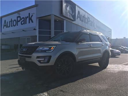 2017 Ford Explorer XLT (Stk: 17-38357MB) in Barrie - Image 1 of 29