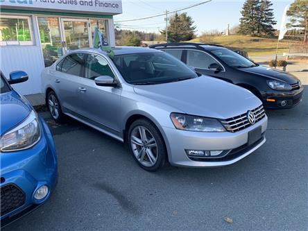 2013 Volkswagen Passat 2.0 TDI Comfortline (Stk: ) in Lower Sackville - Image 1 of 6