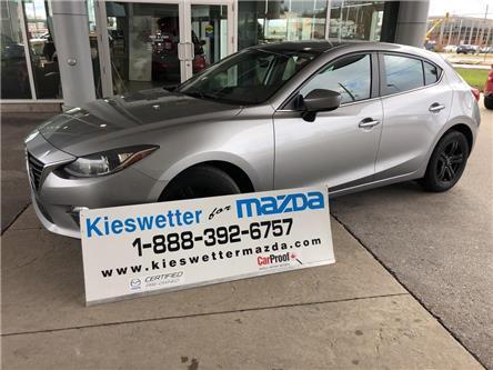 2016 Mazda Mazda3 Sport GS (Stk: U3924) in Kitchener - Image 1 of 30