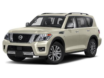 2020 Nissan Armada Platinum (Stk: M20A002) in Maple - Image 1 of 9