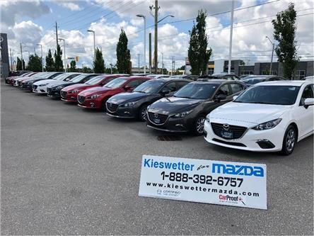 2016 Mazda Mazda3 GS (Stk: U3921) in Kitchener - Image 2 of 30