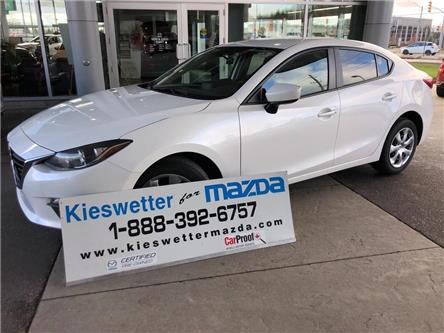 2016 Mazda Mazda3  (Stk: U3926) in Kitchener - Image 1 of 29