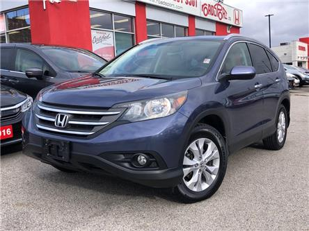 2012 Honda CR-V Touring (Stk: 58007A) in Scarborough - Image 1 of 22