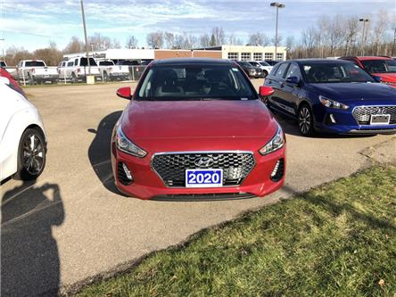 2020 Hyundai Elantra GT Luxury (Stk: 9923) in Smiths Falls - Image 2 of 8