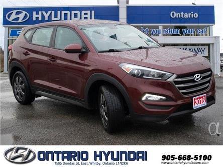 2016 Hyundai Tucson GL (Stk: 74501K) in Whitby - Image 1 of 16