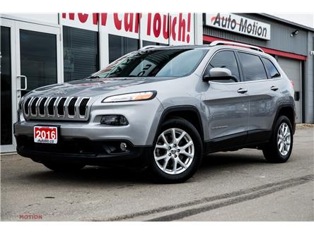 2016 Jeep Cherokee North (Stk: 191312) in Chatham - Image 1 of 23