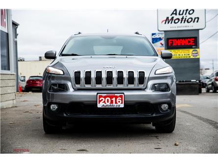 2016 Jeep Cherokee North (Stk: 191312) in Chatham - Image 2 of 23