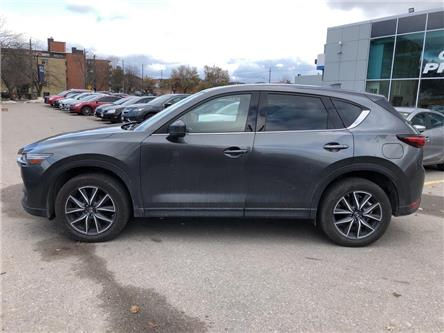 2017 Mazda CX-5 GT AWD at NAVI,ALLOYS,SUNROOF,LEATHER,NO ACCIDENT (Stk: P20019) in Toronto - Image 2 of 25