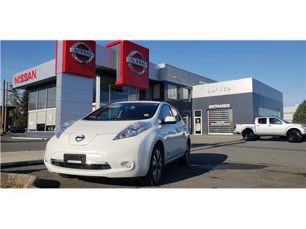 2014 Nissan LEAF  (Stk: 9L7026A) in Duncan - Image 1 of 18