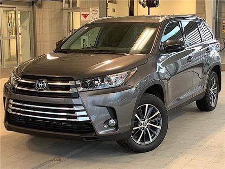 2019 Toyota Highlander XLE (Stk: 21877) in Kingston - Image 1 of 30