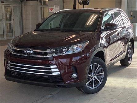 2019 Toyota Highlander XLE (Stk: 21904) in Kingston - Image 1 of 30