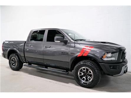 2017 RAM 1500 Rebel (Stk: 763587) in Vaughan - Image 1 of 30