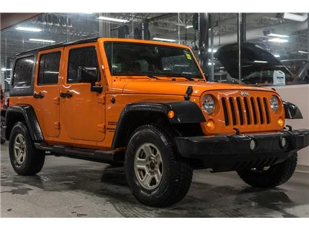 2012 Jeep Wrangler Unlimited Sport (Stk: 41788BUX) in Innisfil - Image 1 of 21