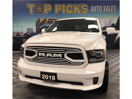 2018 RAM 1500 Sport (Stk: 166421) in NORTH BAY - Image 1 of 29