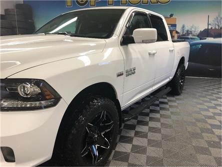2018 RAM 1500 Sport (Stk: 166421) in NORTH BAY - Image 2 of 29