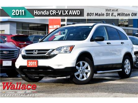 2011 Honda CR-V LX | AWD | SIDE STEPS | ROOF RACK | 1-OWNR (Stk: 174569A) in Milton - Image 1 of 20