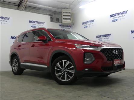 2019 Hyundai Santa Fe Preferred | AWD | HTD SEATS+WHEEL | BACKUP CAM | (Stk: DR289) in Brantford - Image 2 of 32