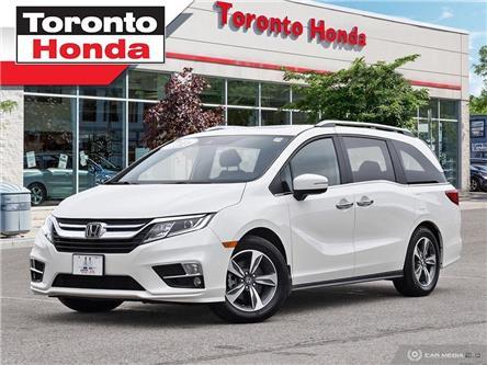 2019 Honda Odyssey EX-L (Stk: 39769) in Toronto - Image 1 of 27