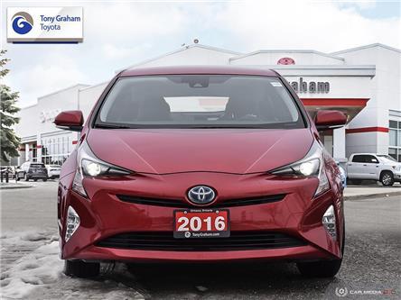 2016 Toyota Prius  (Stk: 58935B) in Ottawa - Image 2 of 27