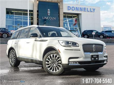 2020 Lincoln Aviator Reserve (Stk: DT86) in Ottawa - Image 1 of 27