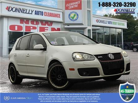2007 Volkswagen GTI 5-Door (Stk: PBWDS86B) in Ottawa - Image 1 of 28