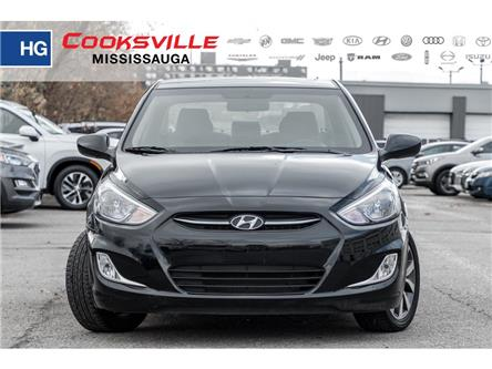 2017 Hyundai Accent  (Stk: H246205T) in Mississauga - Image 2 of 18