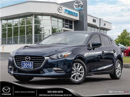 2018 Mazda Mazda3 Sport GS (Stk: 18-0358A) in Mississauga - Image 1 of 25