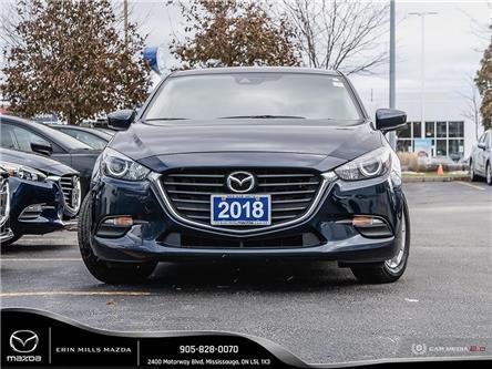 2018 Mazda Mazda3 Sport GS (Stk: 18-0358A) in Mississauga - Image 2 of 25